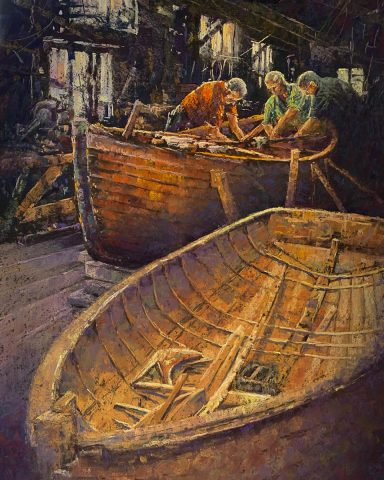 The Boatbuilders